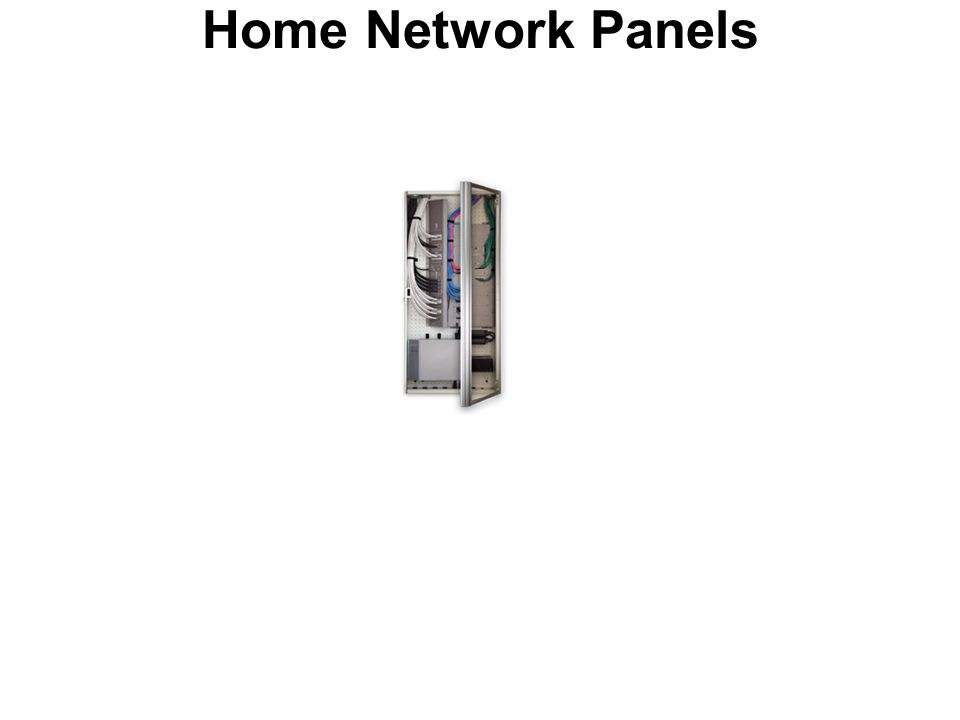 Home Network Panels