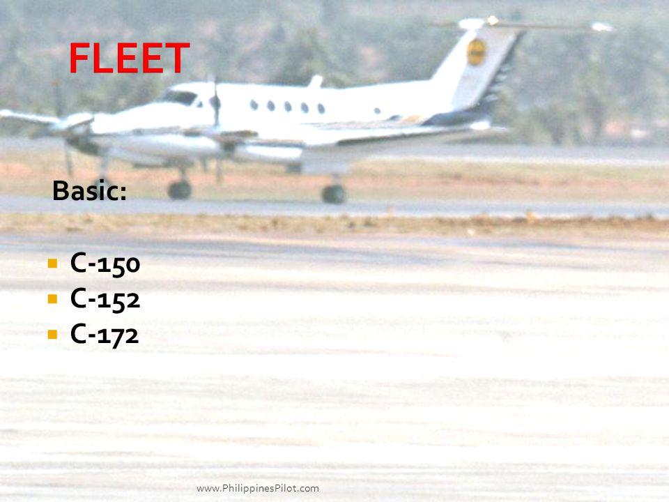 Basic: C-150 C-152 C-172 www.PhilippinesPilot.com