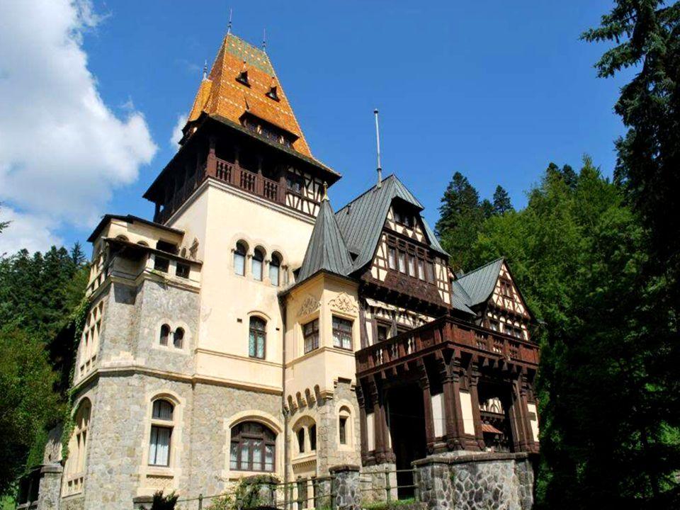 Pelişor Castle (Romanian: Castelul Pelişor [kas ˈ telul ˈ peli ʃ or]) is a castle in Sinaia, Romania, part of the same complex as the larger castle of Peleş.