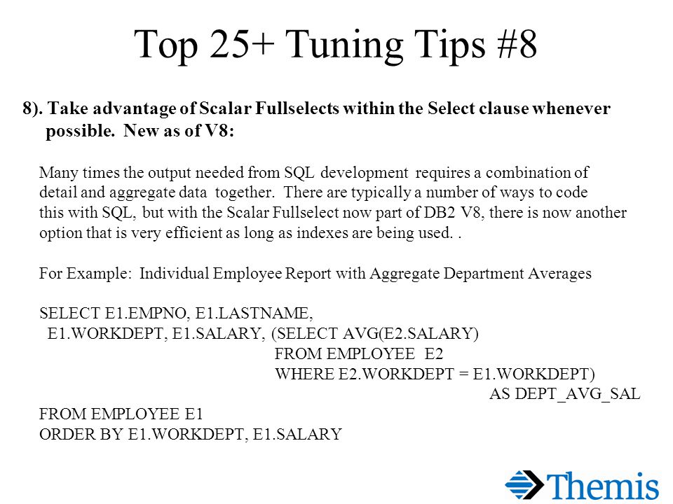 Top 25+ Tuning Tips #8 8).