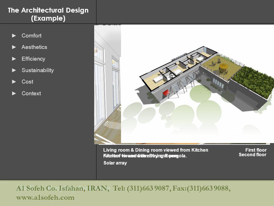 Meditch Murphey Architects A1 Sofeh Co.