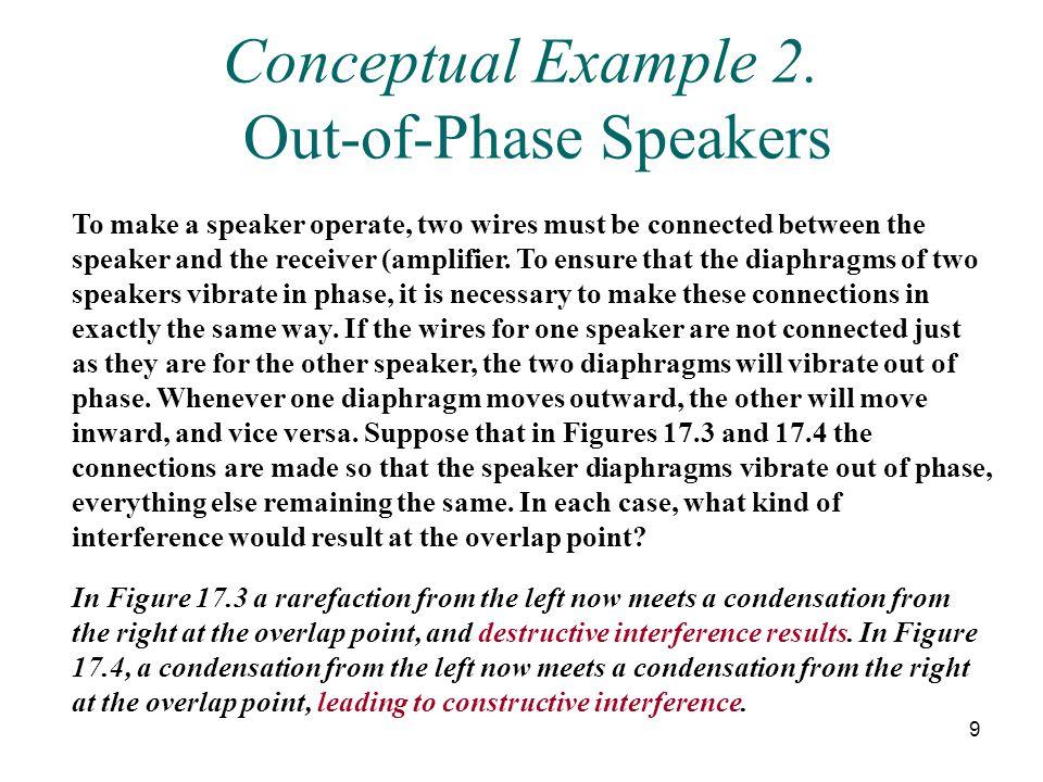 9 Conceptual Example 2.