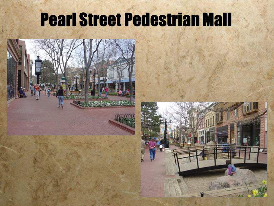 Pearl Street Pedestrian Mall