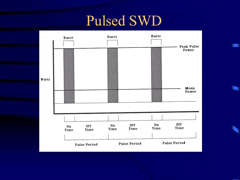 Pulsed SWD