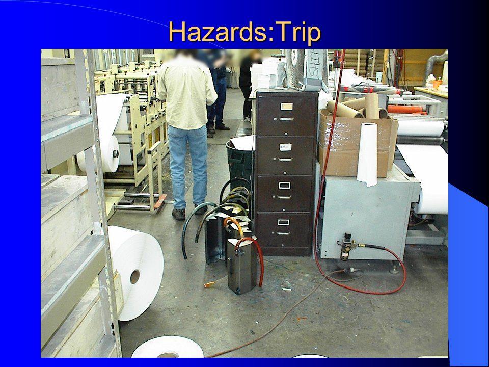 Hazards:Trip