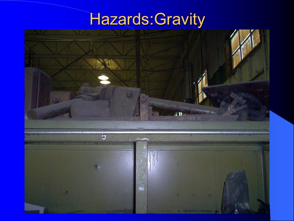 Hazards:Gravity