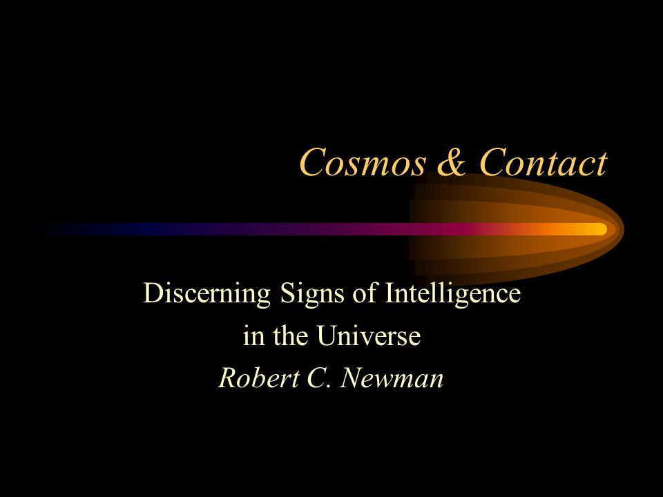 Sagans Opening Statement The cosmos is all that is, or ever was, or ever will be.