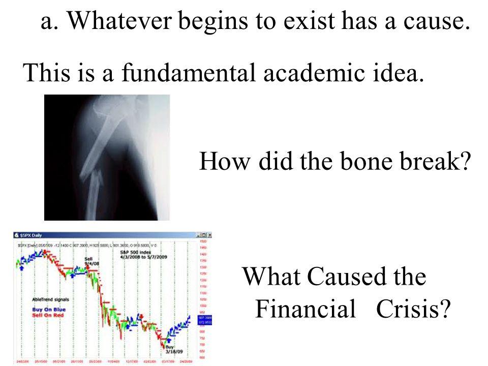 This is a fundamental academic idea. How did the bone break.
