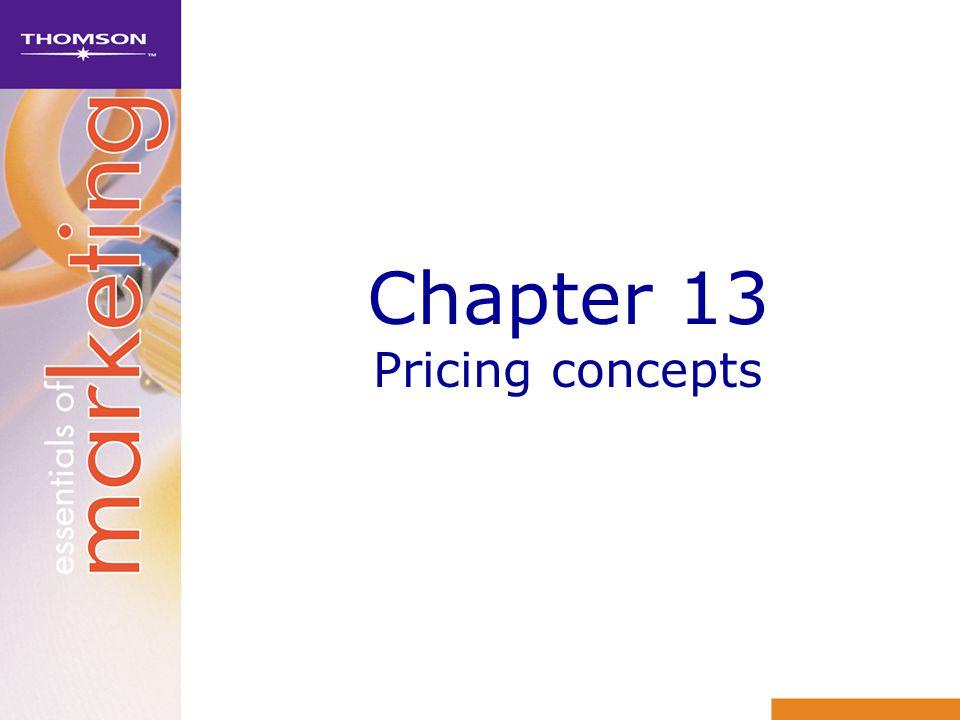 Profit-oriented pricing objectives 2 Profit maximisation Satisfactory profits Target return on investment