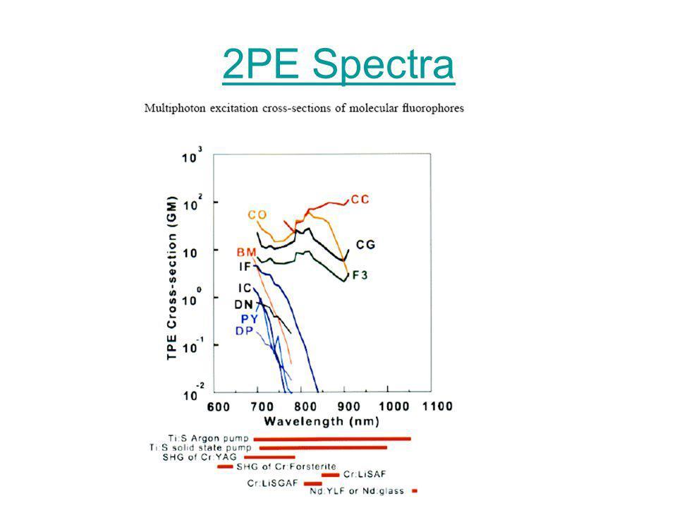 2PE Spectra