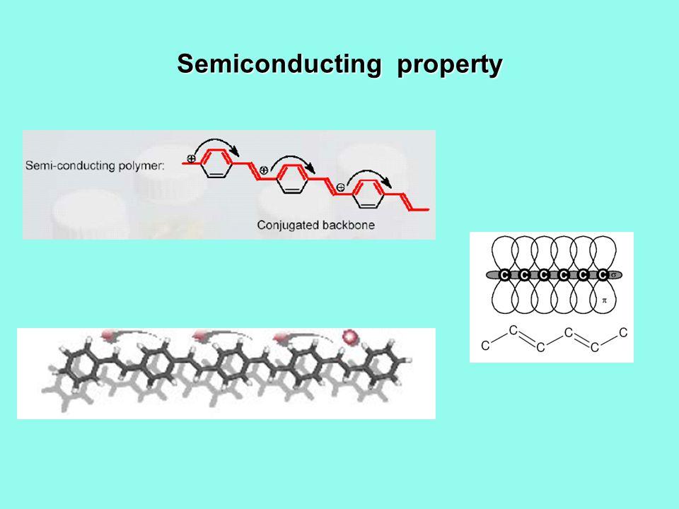 Semiconducting property