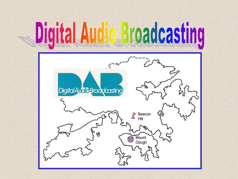 Benefits of using DAB Multi- media