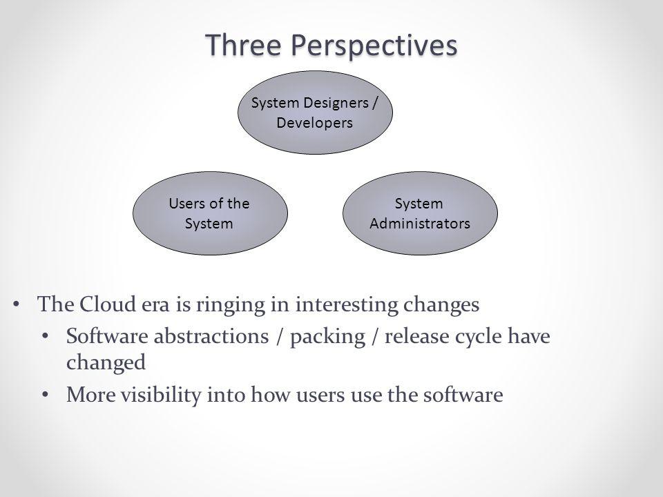 Problem 1: Automated Experiment-driven System Management