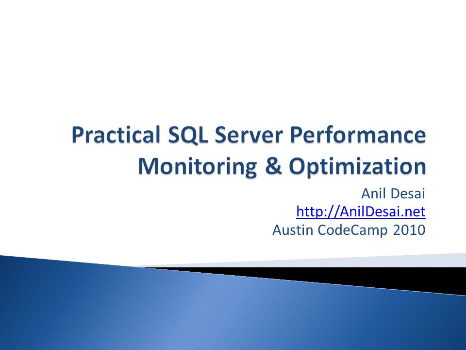 Server-Level ReportsDatabase-Level Reports Server Dashboard Memory Consumption Activity – All Block Transactions Activity – Top Sessions Performance – Batch Execution Statistics Performance – Top Queries by Average CPU Object Execution Statistics Disk Usage All Transactions All Blocking Transactions Index Usage Statistics Top Transactions by Age Schema Changes History