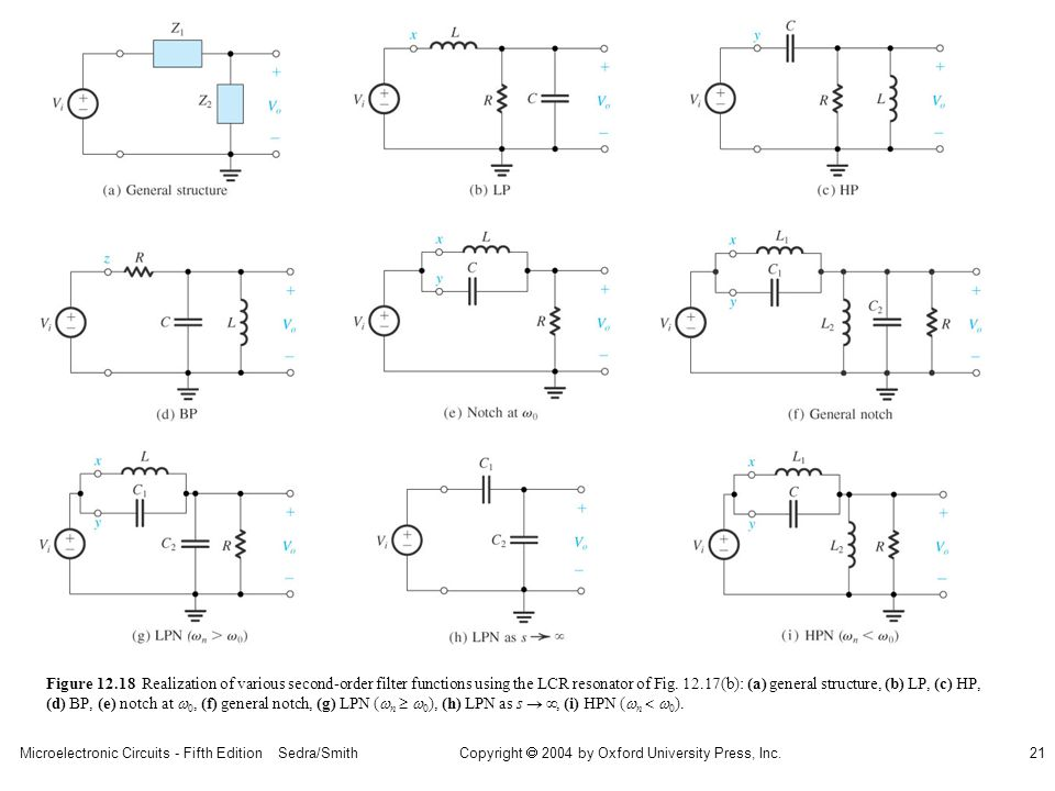 Microelectronic Circuits - Fifth Edition Sedra/Smith21 Copyright 2004 by Oxford University Press, Inc.