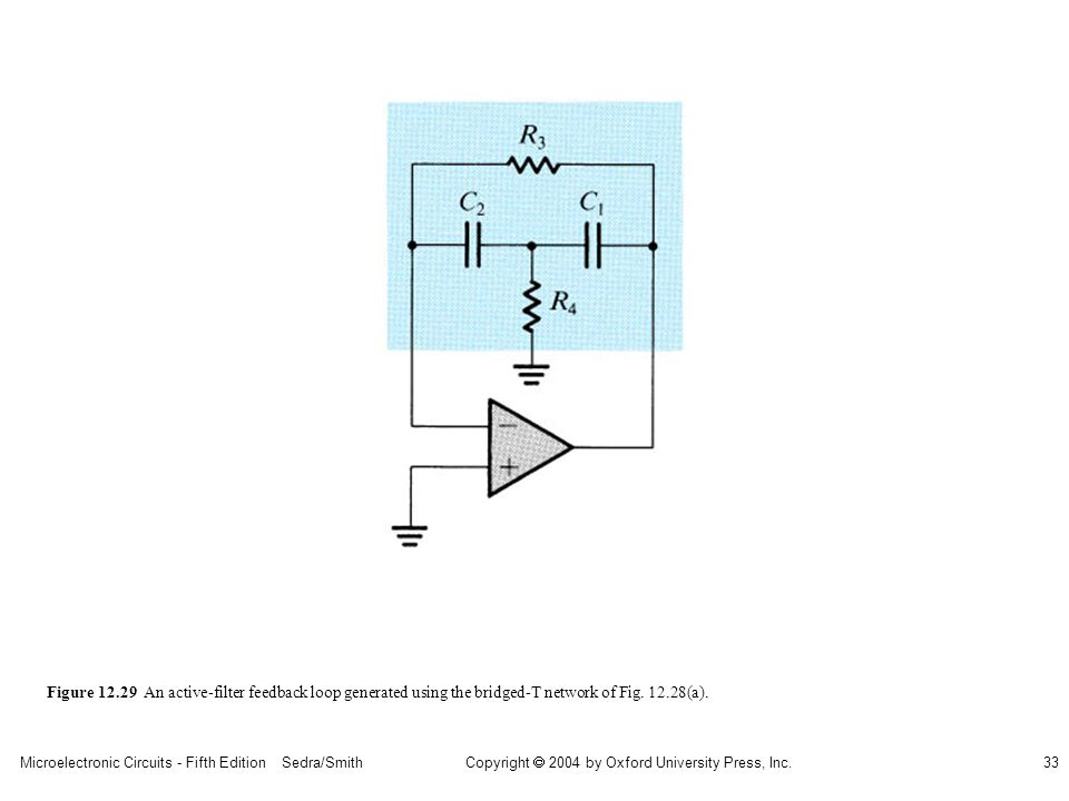 Microelectronic Circuits - Fifth Edition Sedra/Smith33 Copyright 2004 by Oxford University Press, Inc.