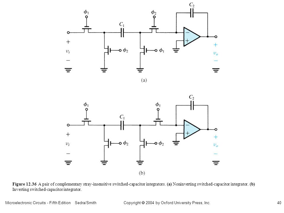 Microelectronic Circuits - Fifth Edition Sedra/Smith40 Copyright 2004 by Oxford University Press, Inc.