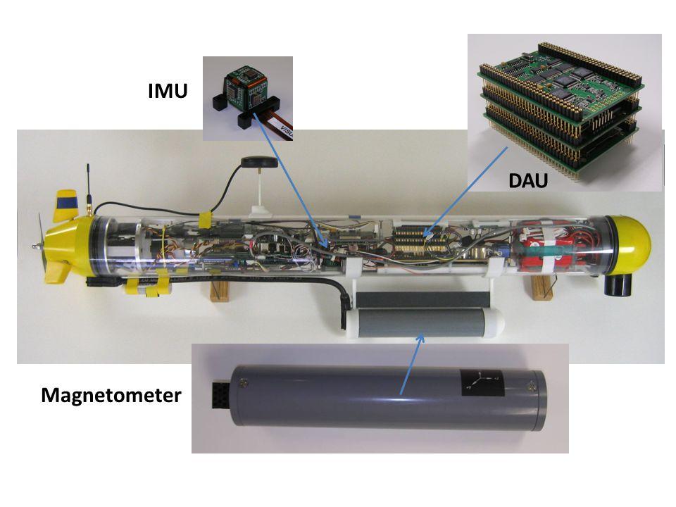 IMU DAU Magnetometer