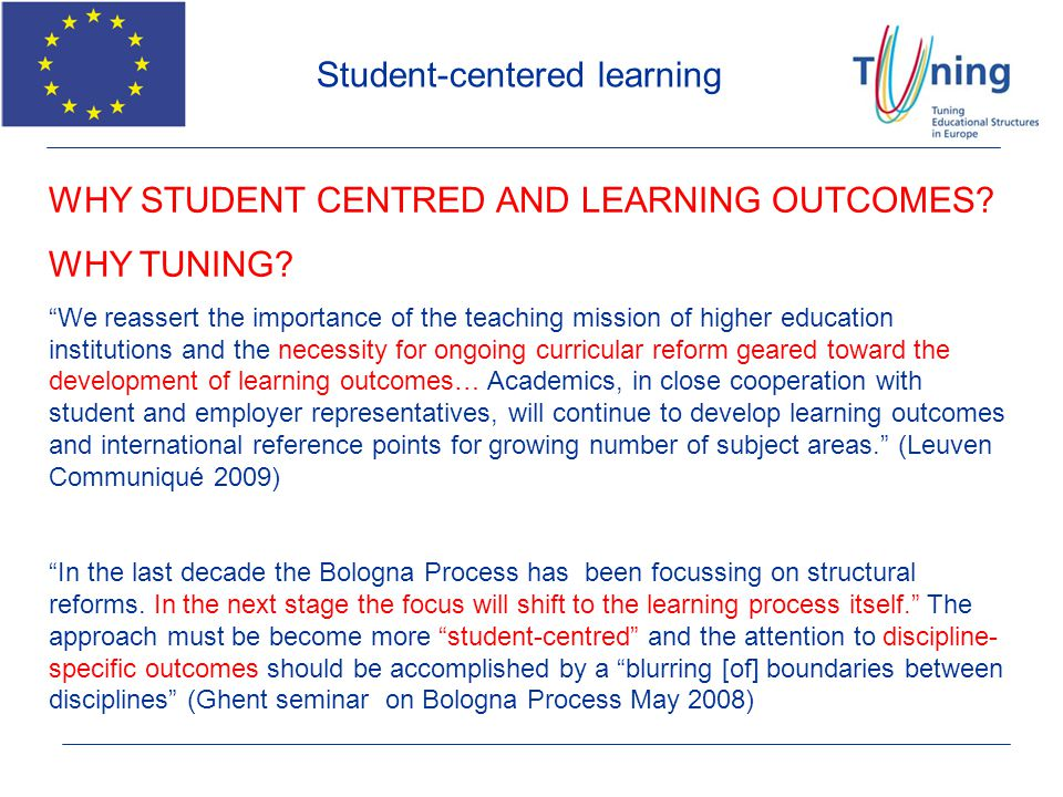 2.What is student-centered learning .