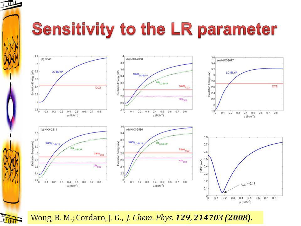 Wong, B. M.; Cordaro, J. G., J. Chem. Phys. 129, 214703 (2008).