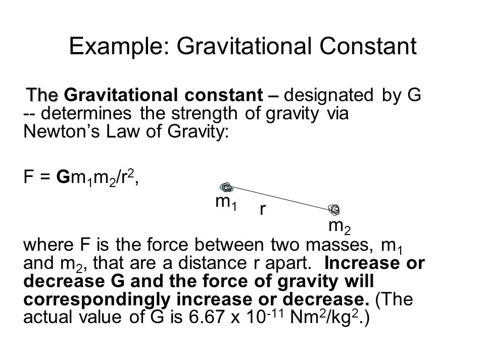 *More Detailed Explanation If strength of gravity (α G ) is decreased, size of planet must increase in order for planet to retain an atmosphere.