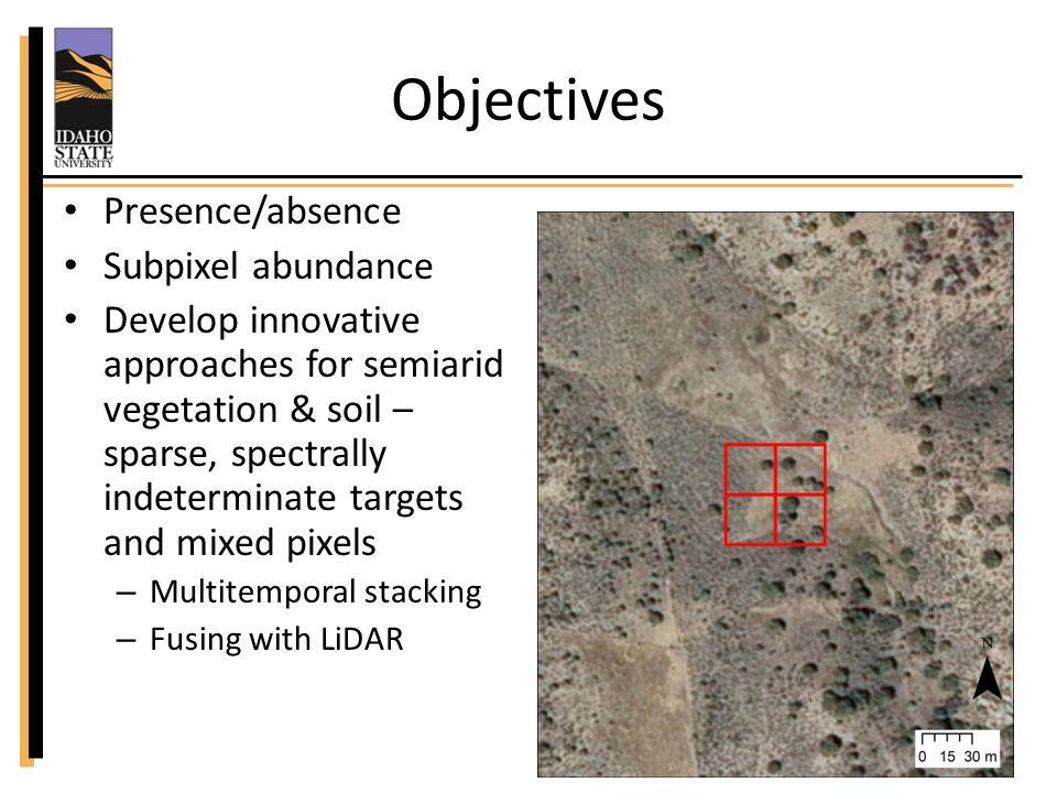 Hyperspectral Analysis With Multitemporal Landsat