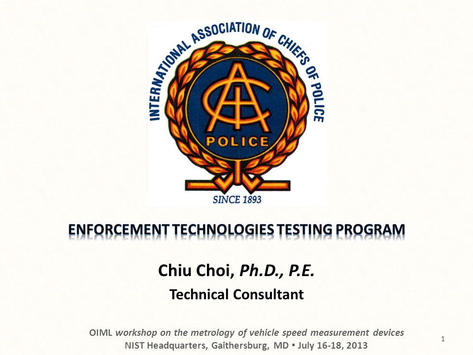 Chiu Choi, Ph.D., P.E.