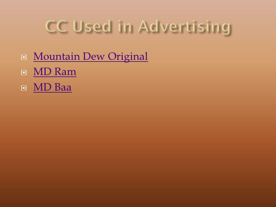 Mountain Dew Original MD Ram MD Baa