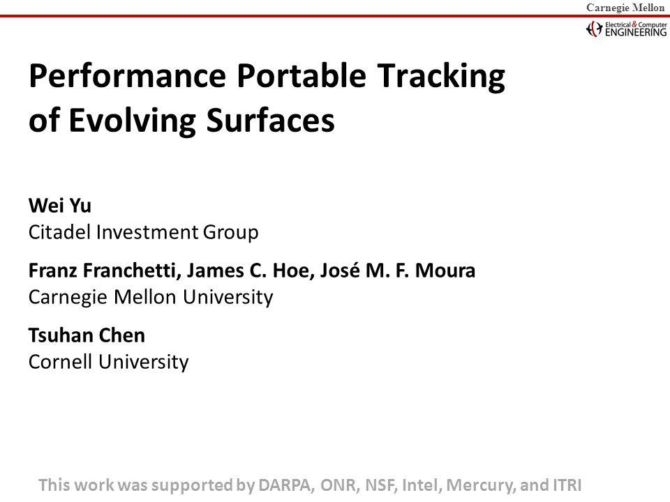 Carnegie Mellon The Future is Parallel and Heterogeneous multicore .
