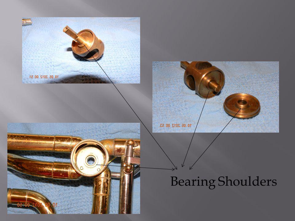 Bearing Shoulders