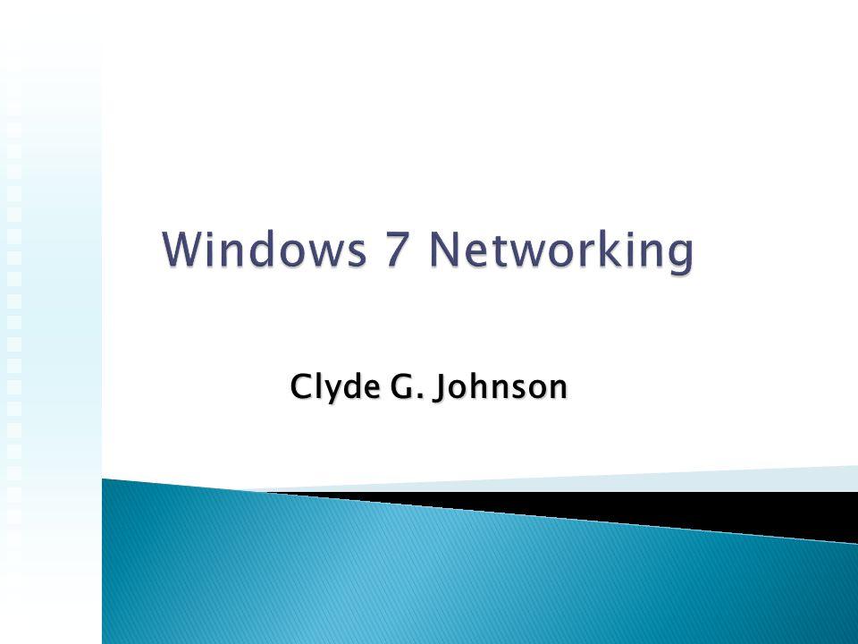 Clyde G. Johnson