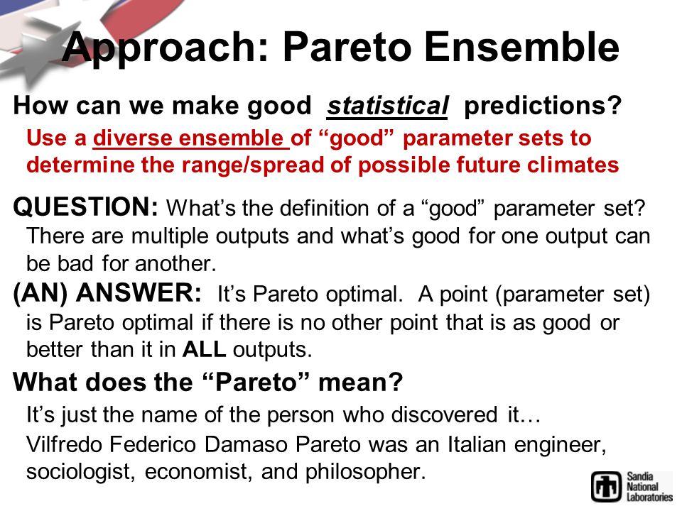 What Does Pareto Optimal Mean? 2D Pareto front schematics