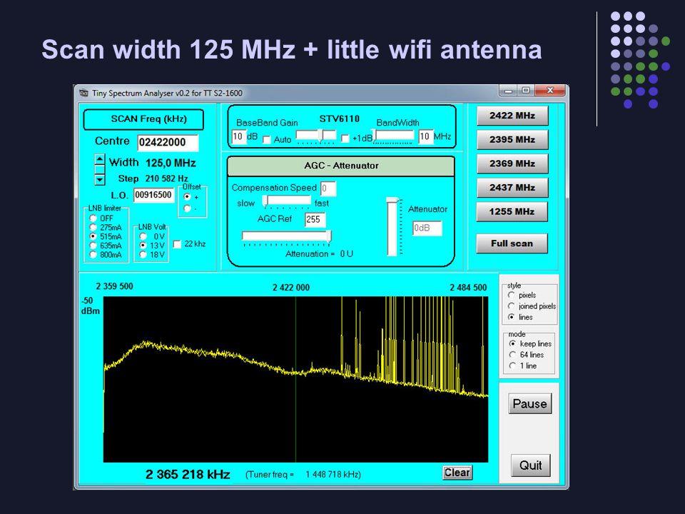 Tutioune (2-Tune) RECEIVING AND MEASURING DVB-S SIGNALS