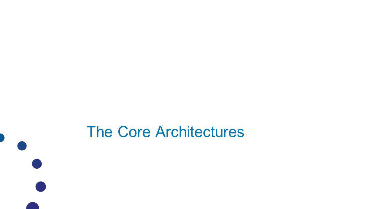The Core Architectures