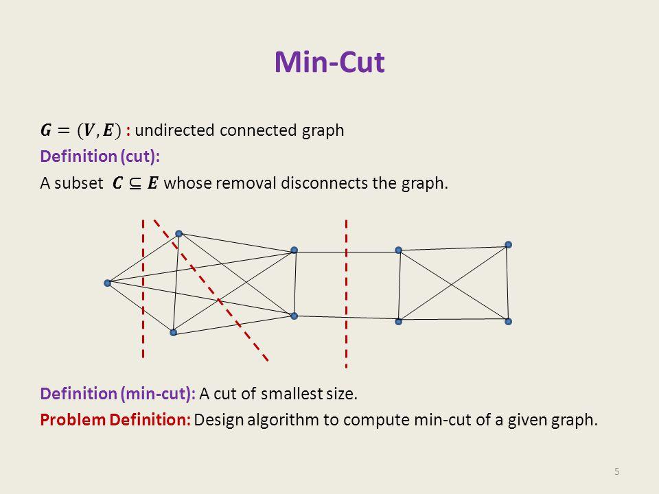 Min-Cut 5