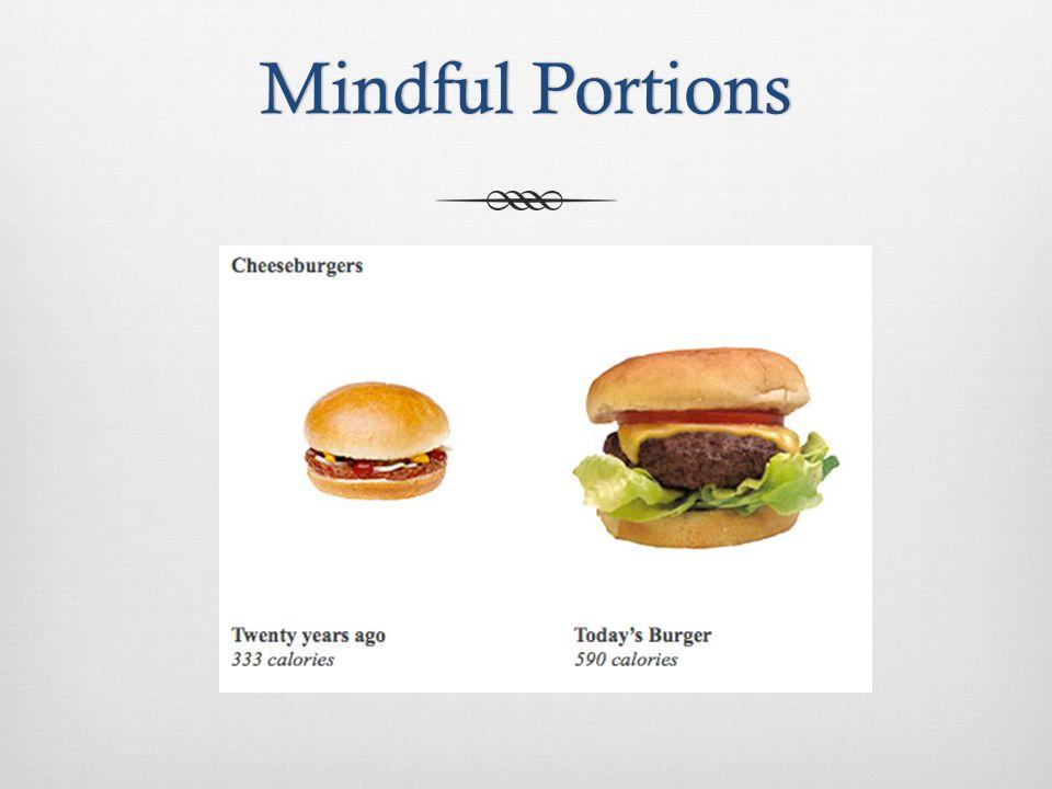 Mindful PortionsMindful Portions