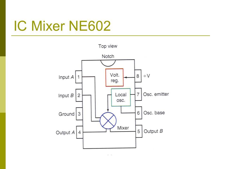 IC Mixer NE602
