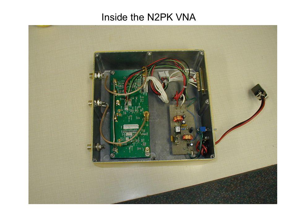 Inside the N2PK VNA