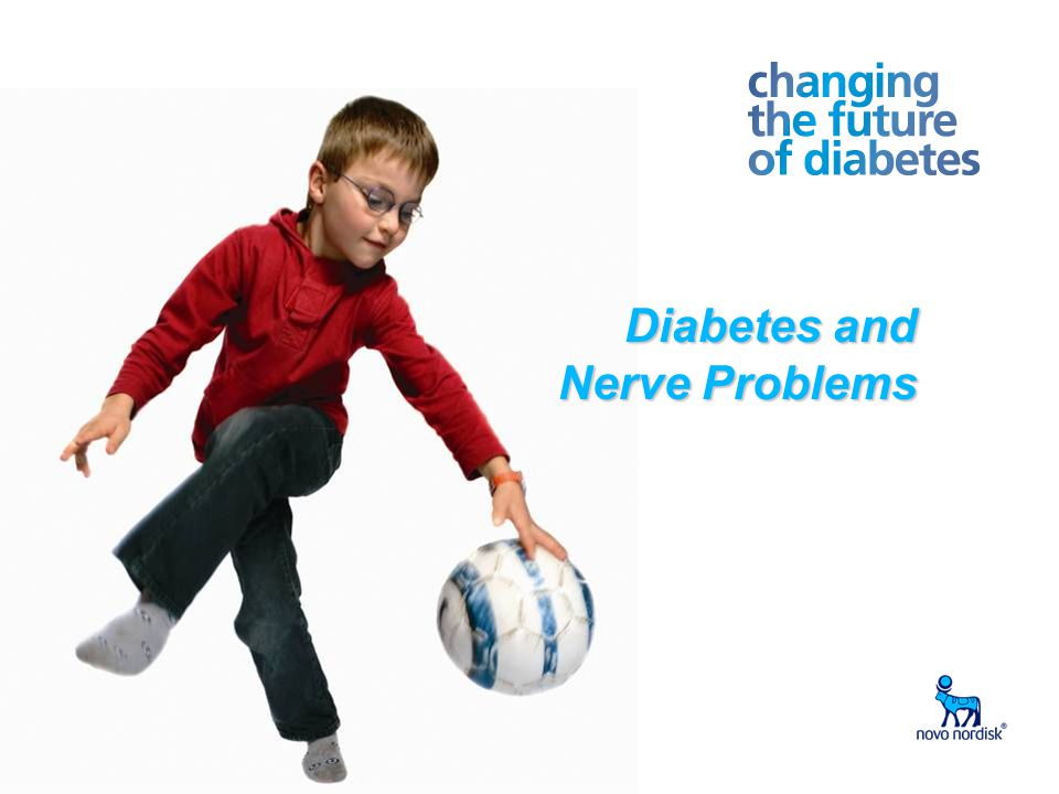 1 Diabetes and Nerve Problems