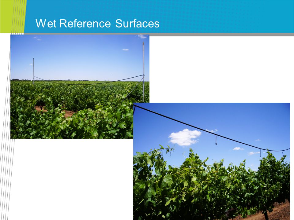Wet Reference Surfaces