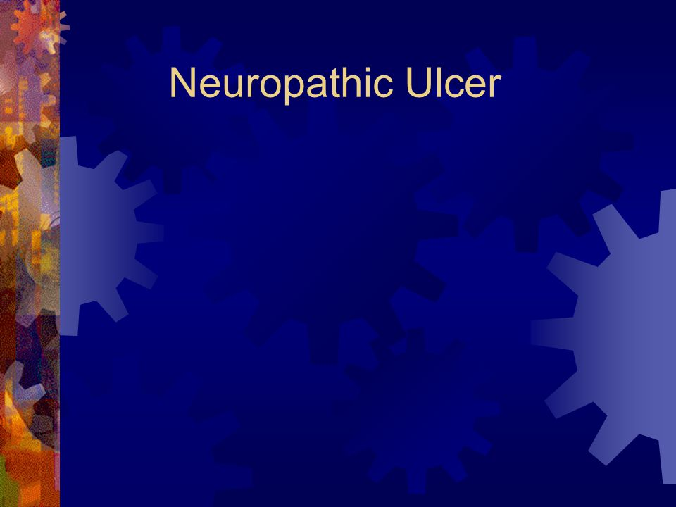 Neuropathic Ulcer