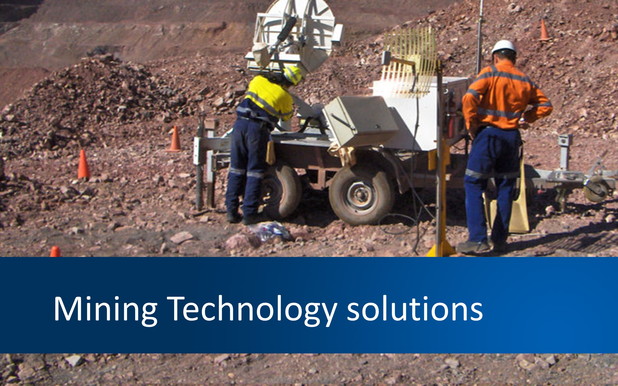 Mining Technology solutions