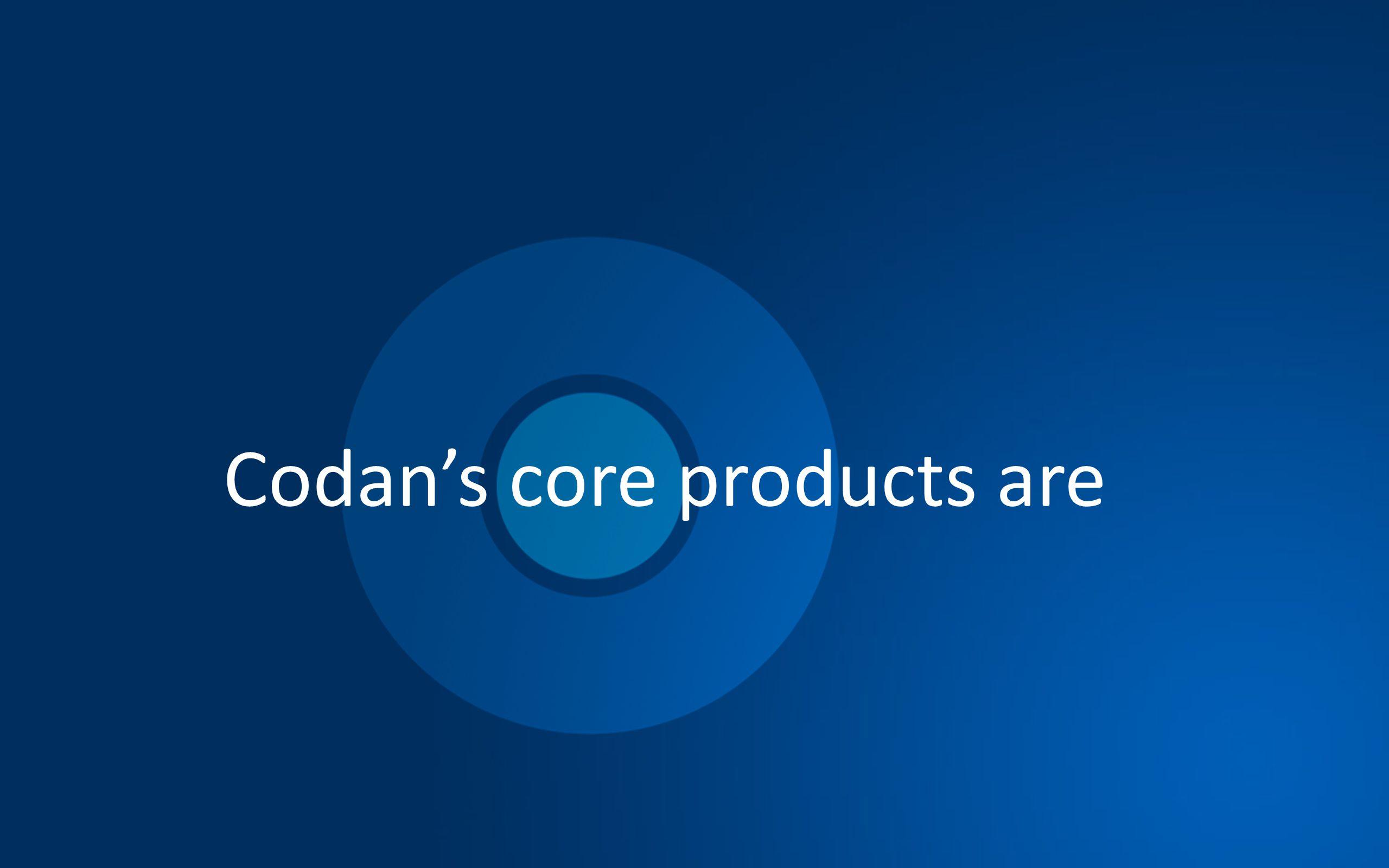 197919801981 Codan acquires an interest in IMP Engineering Pty Ltd.