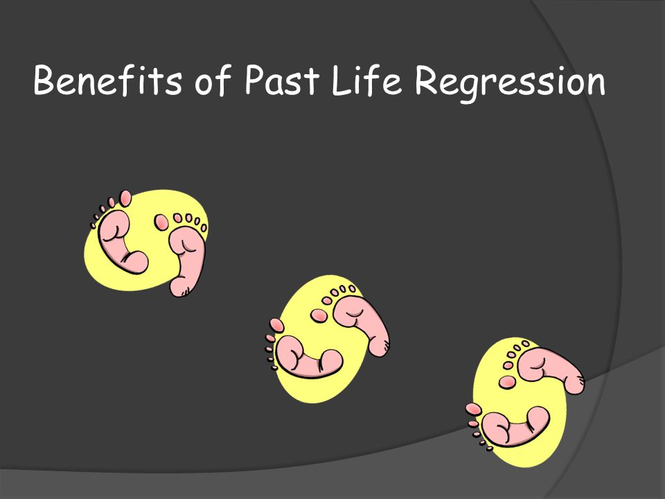 Benefits of Past Life Regression