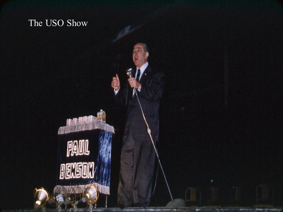 The USO Show
