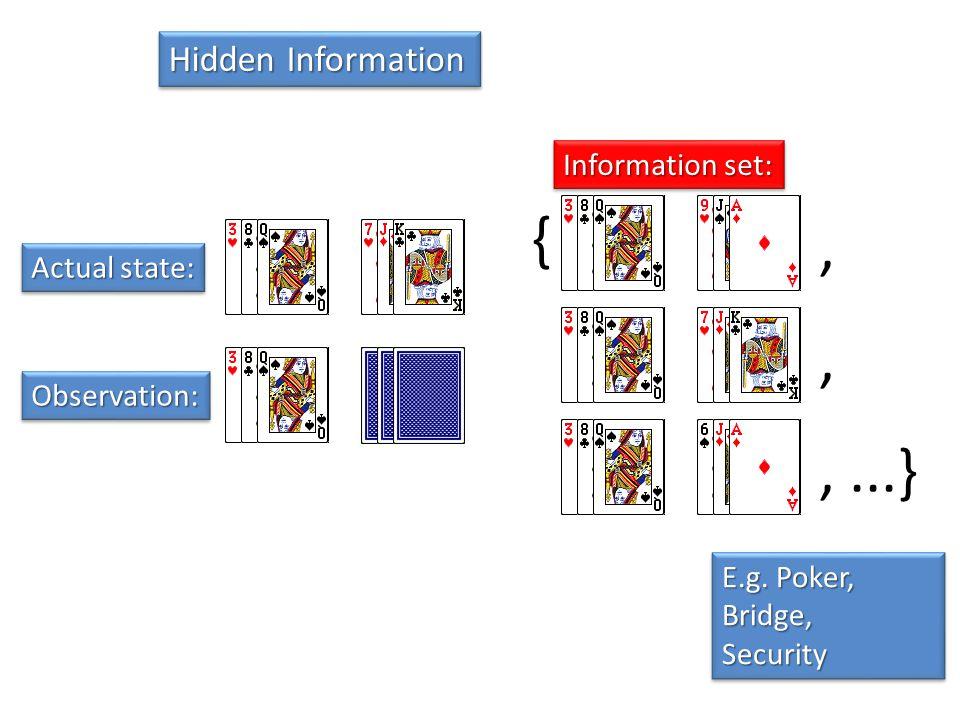 Hidden Information E.g.