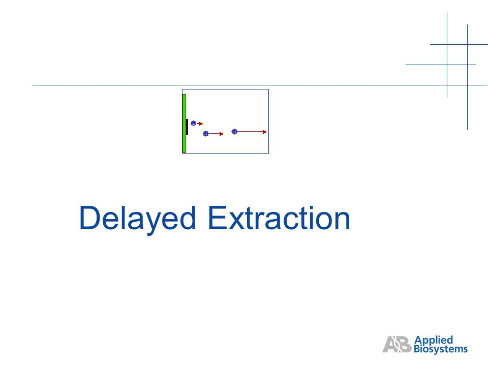 Delayed Extraction