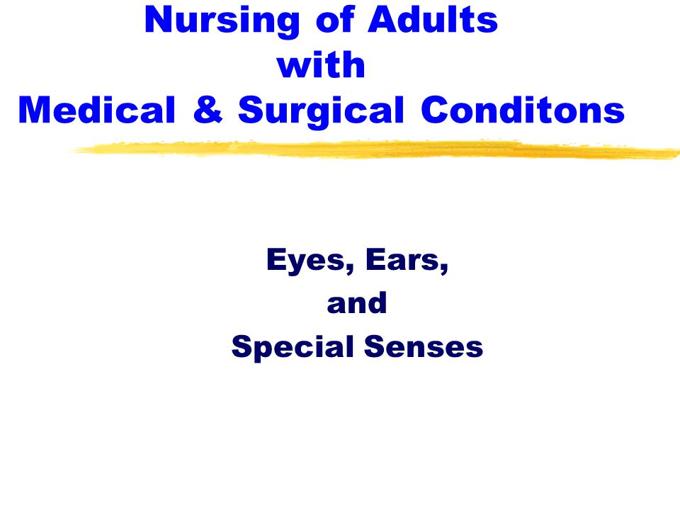 Cataracts zSigns & Symptoms yBlurred vision yDiplopia xdouble vision yPhotosensitivity yDecreased night vision yOpacity in the center portion of lens