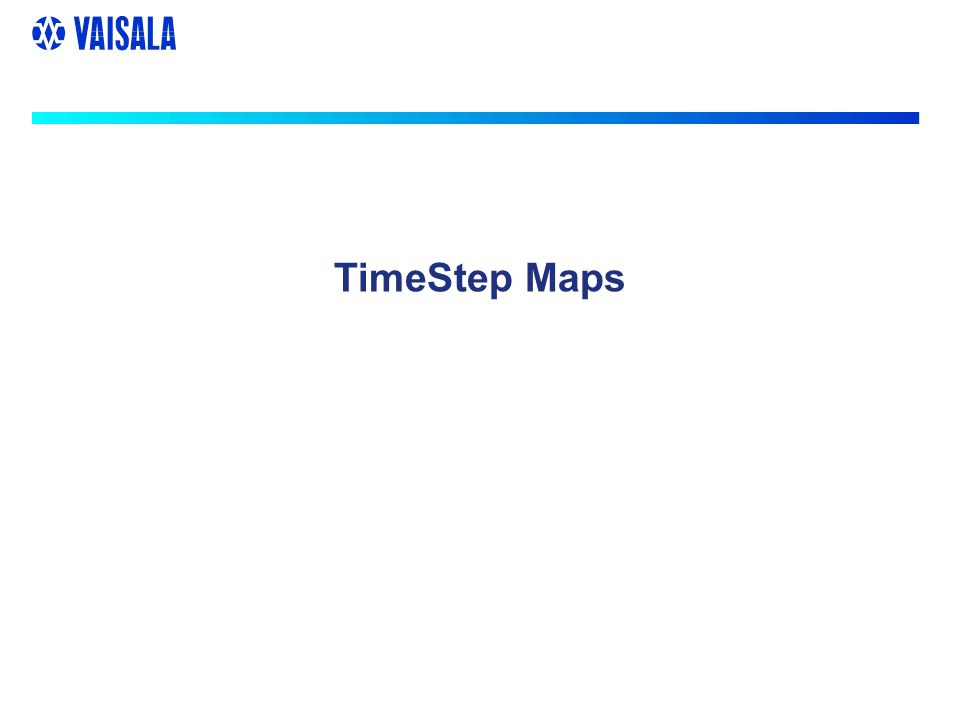TimeStep Maps