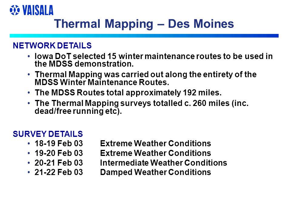 ESS Location, I35: Variable pavement temperature profile